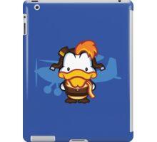 Hello Mcquackie iPad Case/Skin