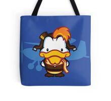 Hello Mcquackie Tote Bag