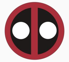 Wide Eyed Deadpool Icon  Kids Clothes