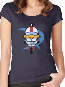 Hello Gizmo Women's Fitted Scoop T-Shirt