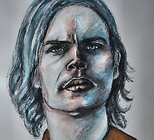 Matthew Gray Gubler-Featured in Painters Universe  Group  by Françoise  Dugourd-Caput