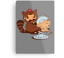 The Tanooki truth Metal Print