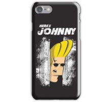 Here's johnny iPhone Case/Skin