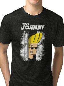 Here's johnny Tri-blend T-Shirt