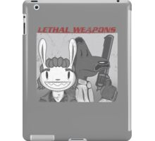 Lethal Weapons iPad Case/Skin