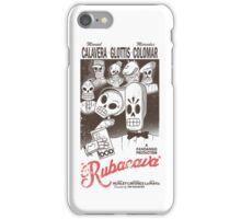 Rubacava (White) iPhone Case/Skin