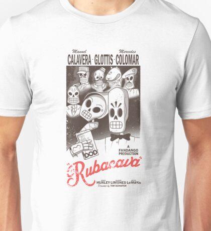 Rubacava (White) Unisex T-Shirt