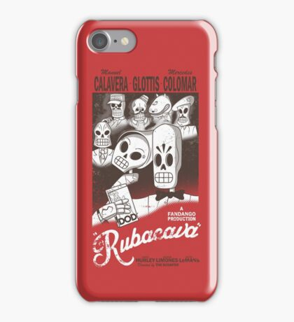 Rubacava iPhone Case/Skin