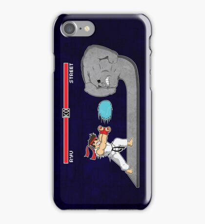Fighter Of Streets iPhone Case/Skin