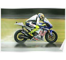 British Moto Grand Prix 6 Poster