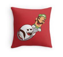 Boo's revenge Throw Pillow