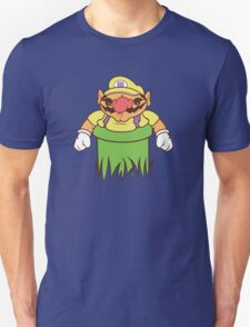 You're going to need a bigger warp pipe T-Shirt