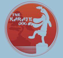 The Karate Dog  One Piece - Short Sleeve
