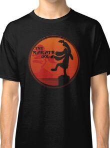 The Karate Dog  Classic T-Shirt