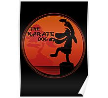 The Karate Dog  Poster