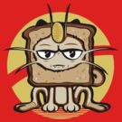 Meowth Breading by Scott Weston