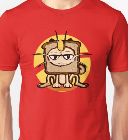 Meowth Breading Unisex T-Shirt