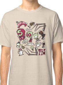 Dress up Zim Classic T-Shirt