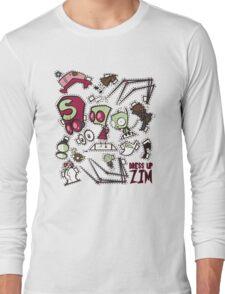 Dress up Zim Long Sleeve T-Shirt