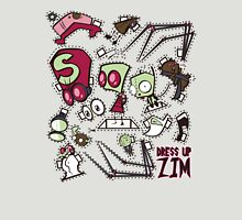 Dress up Zim Unisex T-Shirt