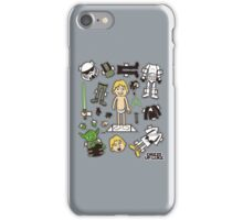 Dress up Luke iPhone Case/Skin