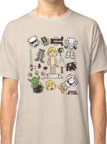 Dress up Luke Classic T-Shirt