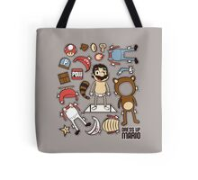 Dress up Mario Tote Bag