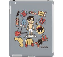 Dress up Marty iPad Case/Skin