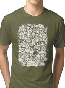 Super 16 bit Tri-blend T-Shirt