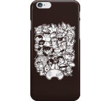 Mega 16 bit iPhone Case/Skin