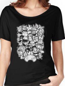 Mega 16 bit Women's Relaxed Fit T-Shirt