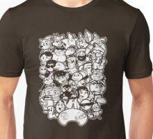 Mega 16 bit Unisex T-Shirt