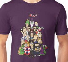 Day at the Mansion in colour! Unisex T-Shirt