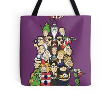 Day at the Mansion in colour! Tote Bag