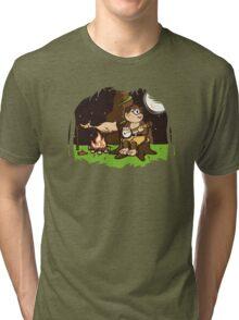 Roast Kazooie Tri-blend T-Shirt