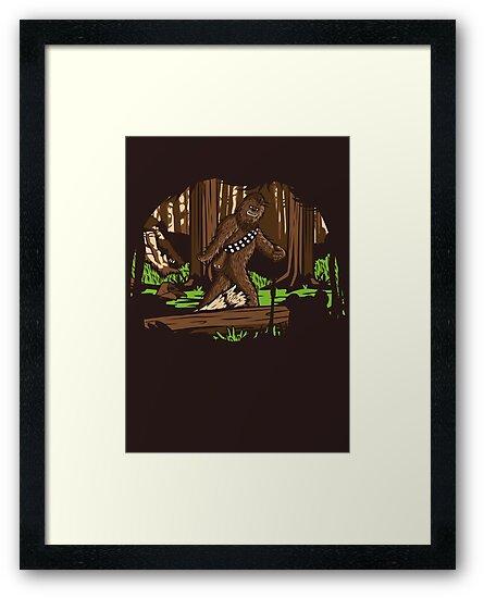 Bigfoot by Scott Weston