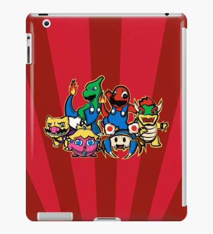 Mariomon iPad Case/Skin