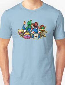 Mariomon Unisex T-Shirt