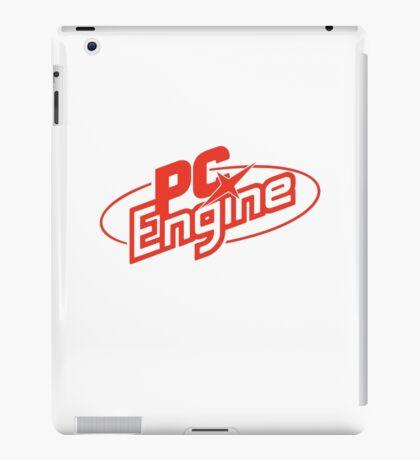 PC Engine - Red iPad Case/Skin