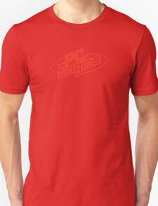 PC Engine - Red T-Shirt