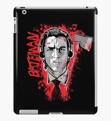 Bateman iPad Case/Skin