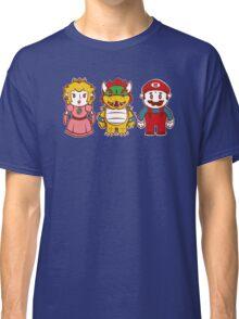 Chibi Mushroom Kingdom Classic T-Shirt