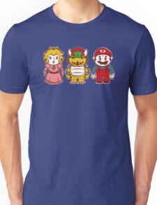 Chibi Mushroom Kingdom T-Shirt