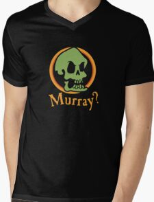Murray? Mens V-Neck T-Shirt