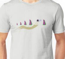 Evolution of Purple Tentacle Unisex T-Shirt