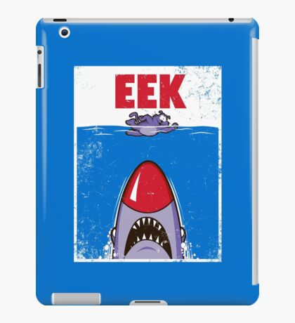 EEK iPad Case/Skin