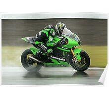 British Moto Grand Prix 4 Poster