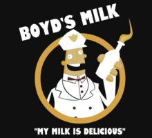 Boyd's Milk Kids Clothes