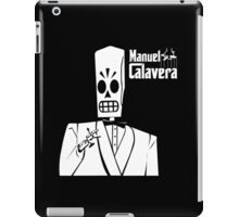 Godfather Manuel Calavera iPad Case/Skin