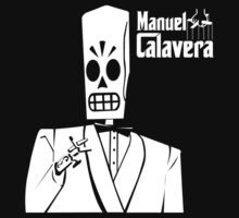 Godfather Manuel Calavera Kids Clothes